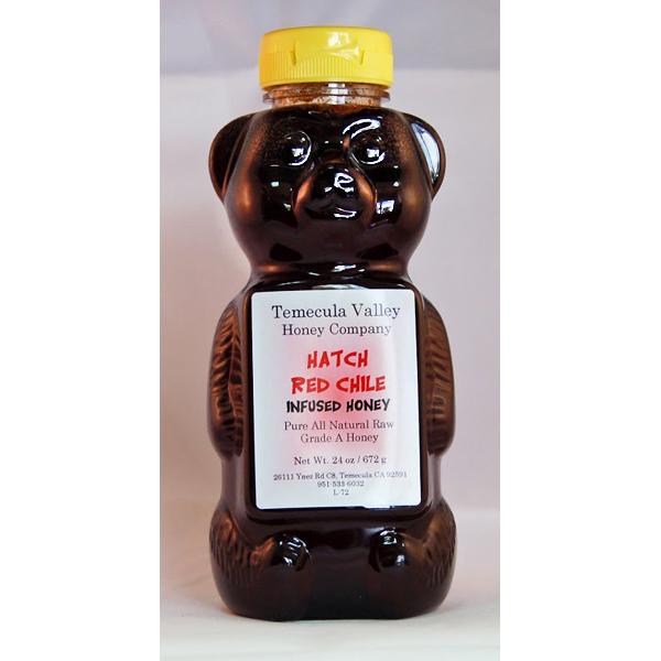 Spicy Honey Temecula Valley Honey Company