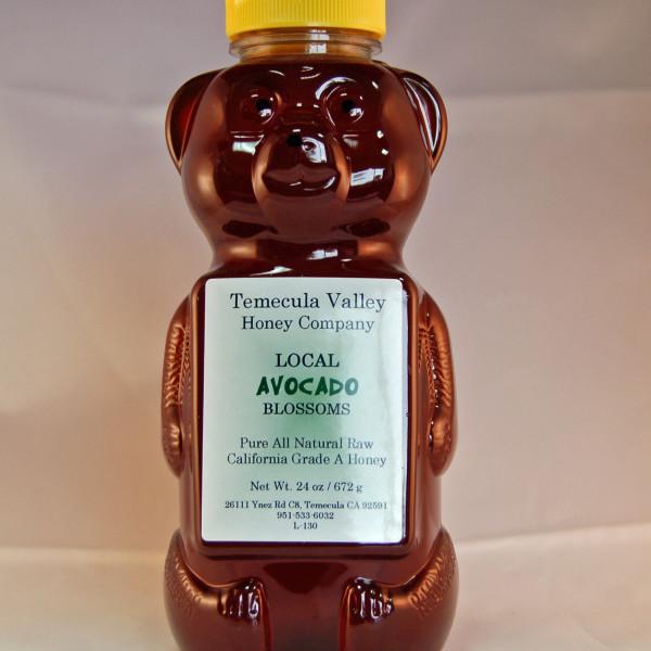 Local Avocado Honey Maker Temecula