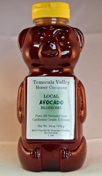 Local Avocado Honey Maker Temecula